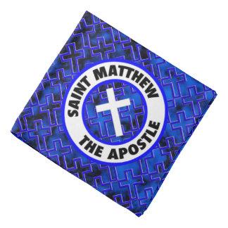 Saint Matthew the Apostle Bandana