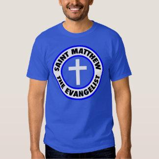 Saint Matthew the Evangelist Tshirts