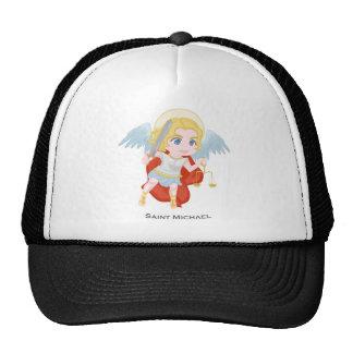 Saint Michael Archangel Cute Catholic Cap