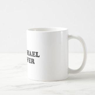 Saint Michael Forever - Basic Basic White Mug