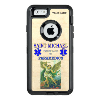 SAINT MICHAEL  (Patron Saint of Paramedics) OtterBox iPhone 6/6s Case