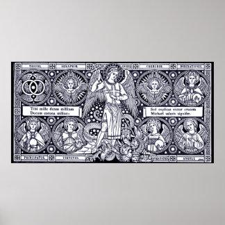 Saint Michael  Poster