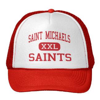 Saint Michaels - Saints - Middle - Saint Michaels Cap