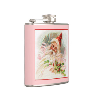 Saint Nicholas Hip Flask