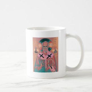 Saint Nicholas Icon Coffee Mug