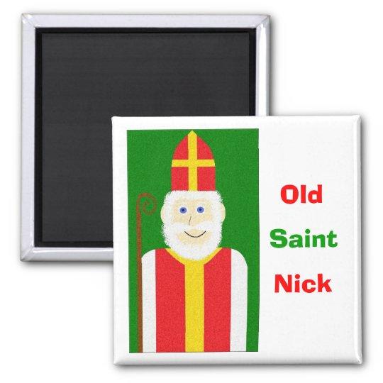 Saint Nicholas Magnet