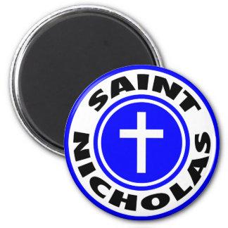 Saint Nicholas Magnets