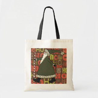 Saint Nick Ho Ho Ho Gift Bag