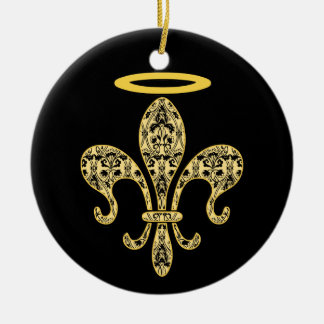 Saint NOLA Ceramic Ornament