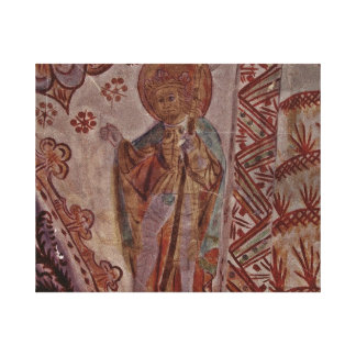 Saint Olaf of Norway Canvas Print