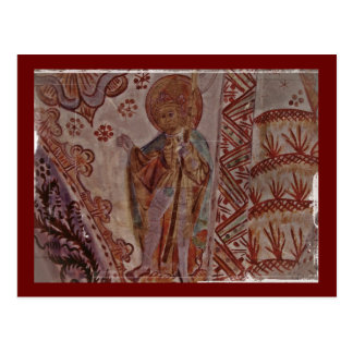Saint Olaf of Norway Postcard