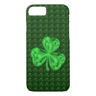 Saint Paddy's Shamrocks iPhone 7 case