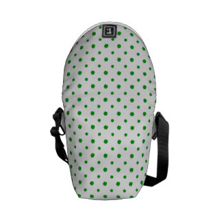 Saint Patrick Motif Pattern Commuter Bag