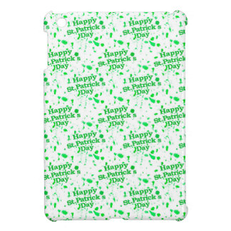 Saint Patrick Motif Pattern iPad Mini Case