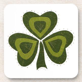 Saint Patrick s Day collage series 10 Coaster