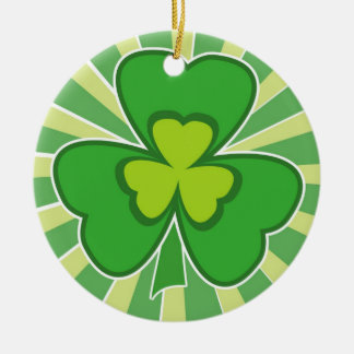 saint patrick s day christmas ornament