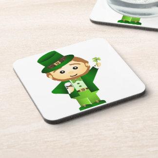 Saint Patrick s Day Drink Coaster