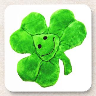 Saint Patrick s Day Funny Irish Shamrock Coasters