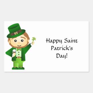 Saint Patrick s Day Sticker