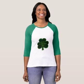 saint patrick tee shirt