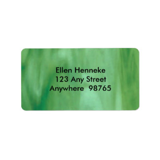 Saint Patrick Window Address Label