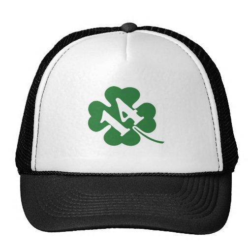 Saint Patrick's '14 Hats