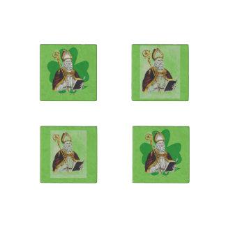 Saint Patrick's Day 2017 Stone Magnet