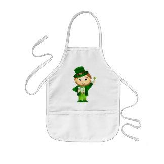 Saint Patrick's Day Aprons