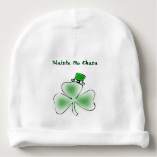 Saint Patrick's Day Baby Beanie