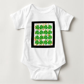 SAINT PATRICKS DAY BABY BODYSUIT