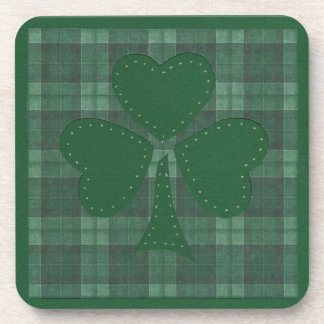 Saint Patrick's Day collage #17 Coasters