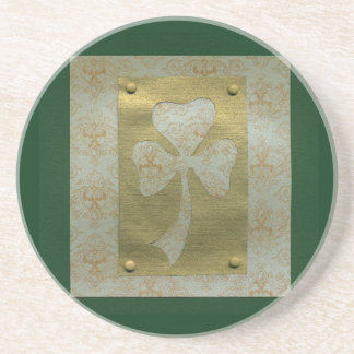 Saint Patrick's Day collage # 20 Beverage Coasters