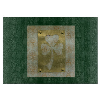 Saint Patrick's Day collage # 20 Cutting Board