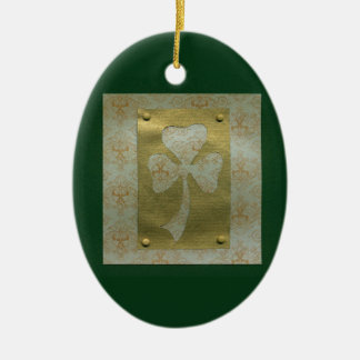Saint Patrick's Day collage # 20 Christmas Tree Ornaments