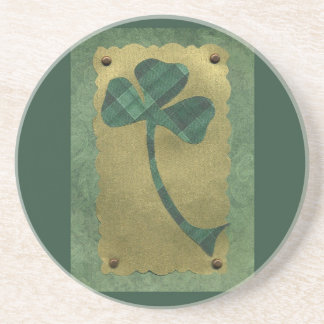 Saint Patrick's Day collage # 21 Drink Coasters