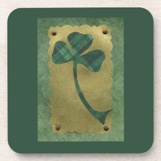 Saint Patrick's Day collage # 21 Drink Coaster