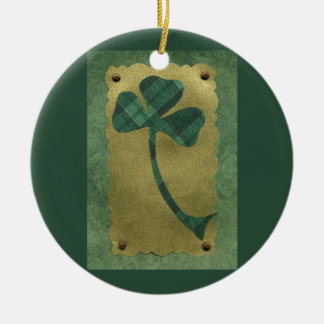 Saint Patrick's Day collage # 21 Ornament