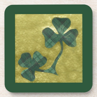 Saint Patrick's Day collage # 22 Beverage Coaster
