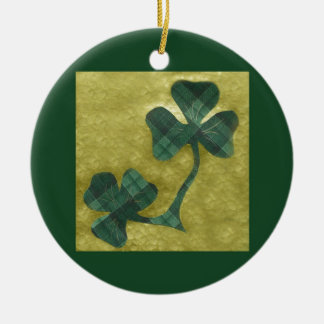 Saint Patrick's Day collage # 22 Christmas Ornaments