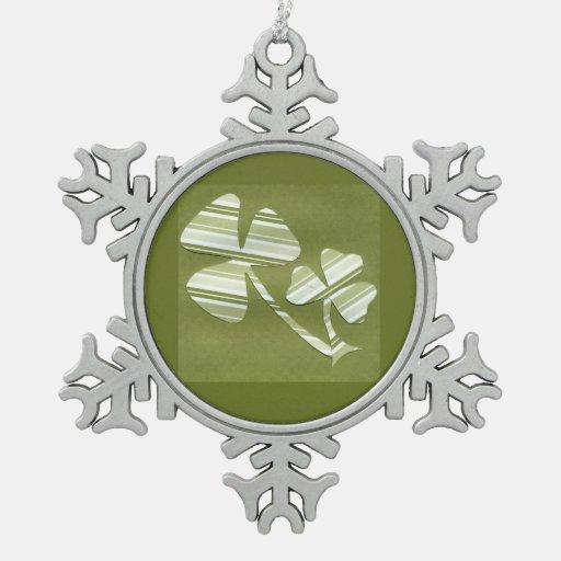Saint Patrick's Day collage # 24 Ornament