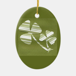 Saint Patrick's Day collage # 24 Christmas Tree Ornament