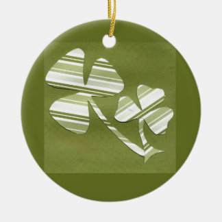 Saint Patrick's Day collage # 24 Christmas Ornament