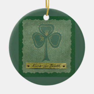 Saint Patrick's Day collage # 25 Christmas Ornament