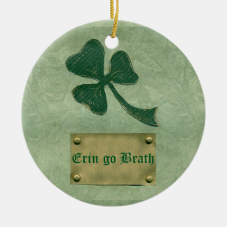 Saint Patrick's Day collage # 26 Ornaments