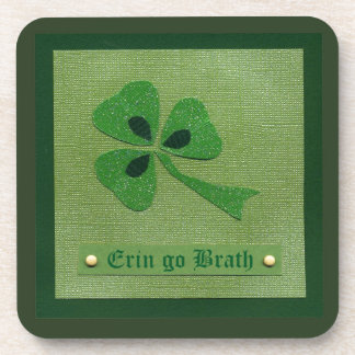 Saint Patrick's Day collage # 27 Drink Coasters