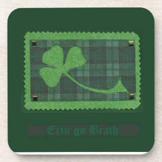 Saint Patrick's Day collage # 28 Drink Coaster