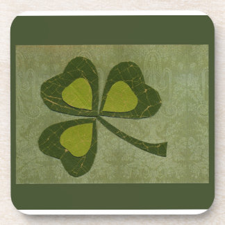 Saint Patrick's Day collage # 29 Beverage Coaster