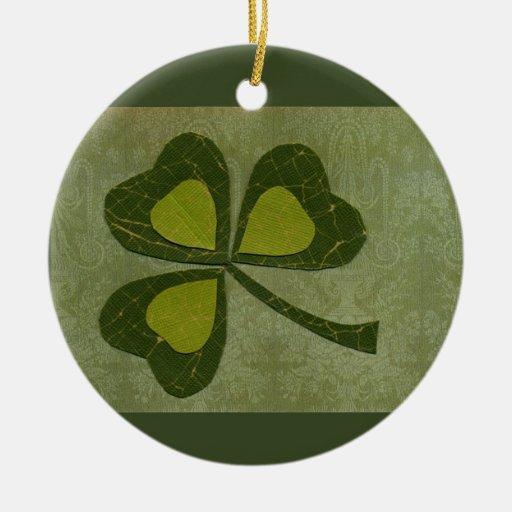 Saint Patrick's Day collage # 29 Ornaments