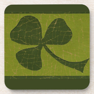 Saint Patrick's Day collage # 30 Beverage Coasters