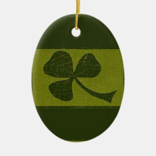 Saint Patrick's Day collage # 30 Ornament